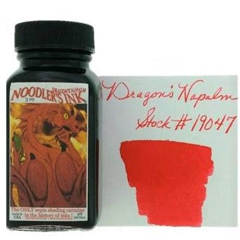 Dragons Napalm Fountain Pen Ink 89ml (3oz)