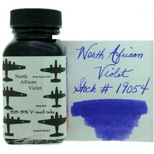 V-Mail North African Violet Fountain Pen Ink 89ml (3oz)