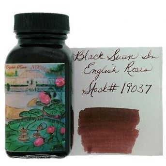 Black Swan English Roses Fountain Pen Ink 89ml (3oz)