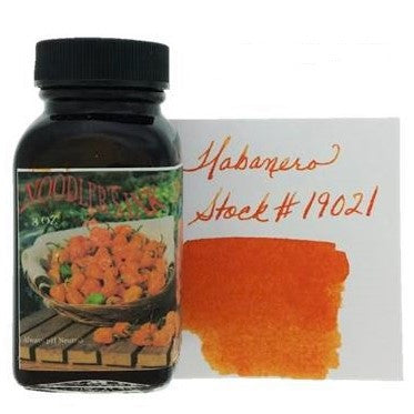 Habanero Fountain Pen Ink 89ml (3oz)