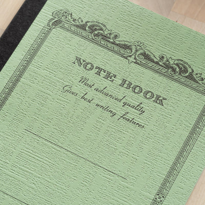 Apica Notebook A5 size CD11 - Green - Lined