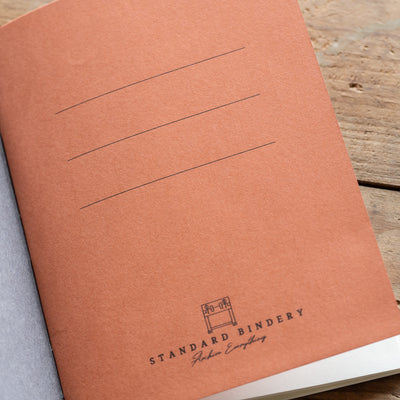 Tomoe River Notebook - Passport Size - White Paper - Pack Of Two