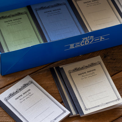 a7 notebooks for fountain pens