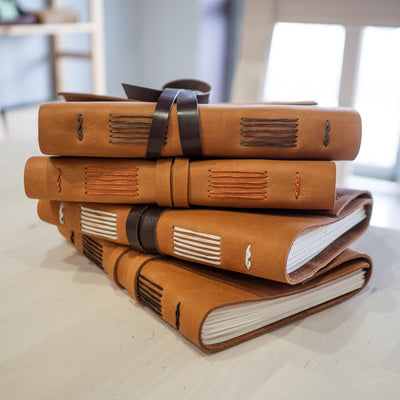 Make your own sketchbook - Longstitch Binding by Michael Bakker - February 23rd