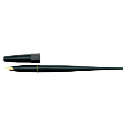 Carbon Desk Fountain Pen - Extra Fine