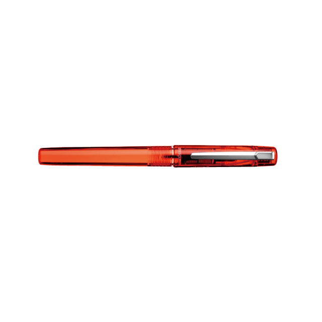 Prefounte Fountain Pen - Vermillion Orange