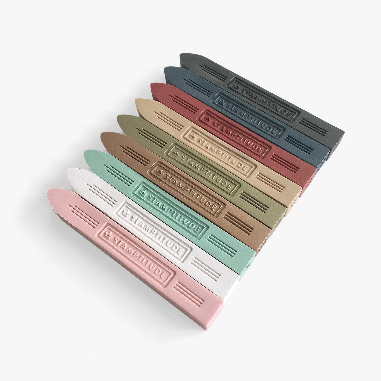 Stamptitude Sealing Wax Bundle - 10 Colours