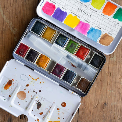 Travel Size Watercolour Water Brush