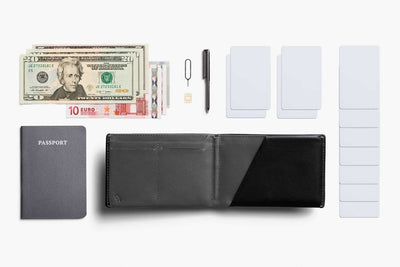 Bellroy Travel Wallet - Black