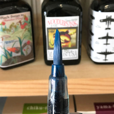 Noodler's Ahab Flex Nib Fountain Pen Demonstrator