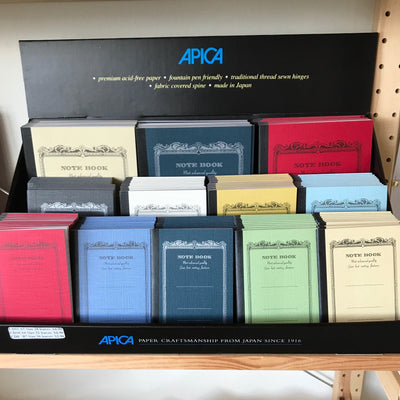 Apica Notebooks Brisbane Australia