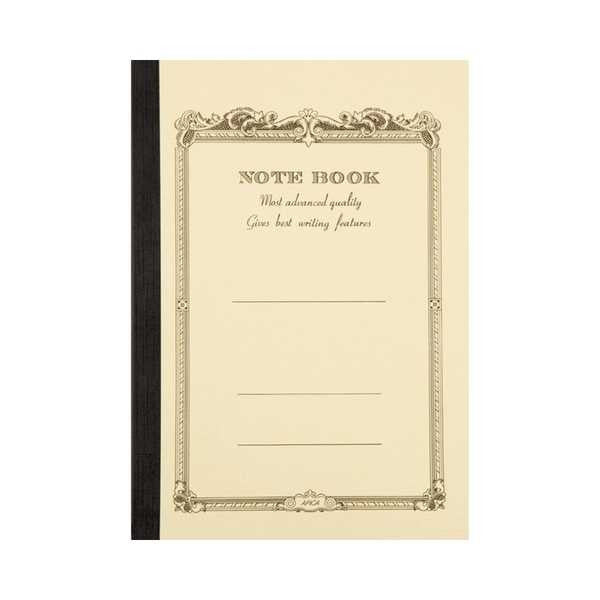 Apica Notebook A5 size CD11 - Cream - Lined