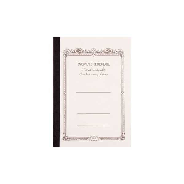 Notebook A6 size CD10 - White - Lined