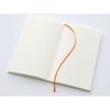 MD Paper Notebook B6 Slim - Blank Pages