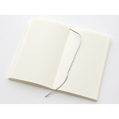 MD Paper Notebook B6 Slim- Grid Squares