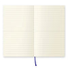 MD Paper Notebook B6 Slim - Ruled Lines