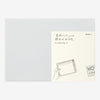 MD Clear Notebook Bag A5
