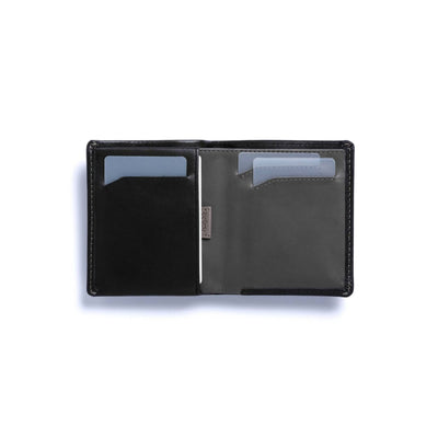 Bellroy Note Sleeve Leather Wallet RFID - Black