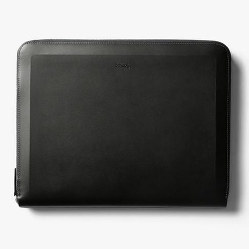 Tech Folio - Black
