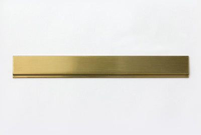 Travelers Company Brass Ruler Back