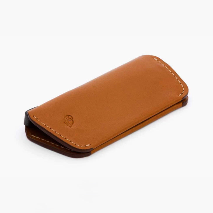 bellroy caramel key cover