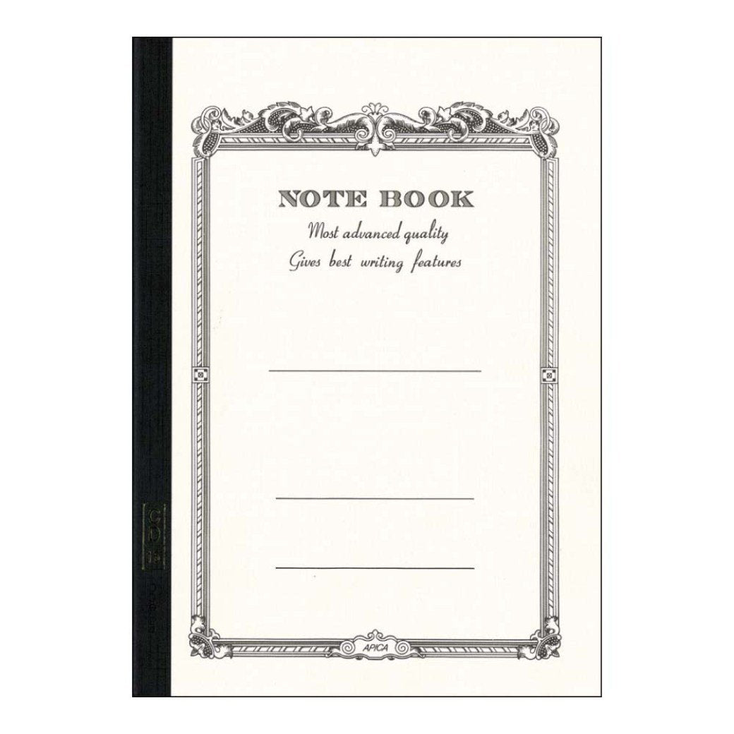 Notebook B5 size CD15 - White - Lined