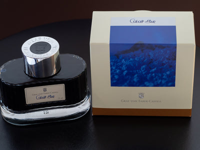 Graf von Faber-Castell Cobalt Blue - 75ml - Fountain Pen Ink