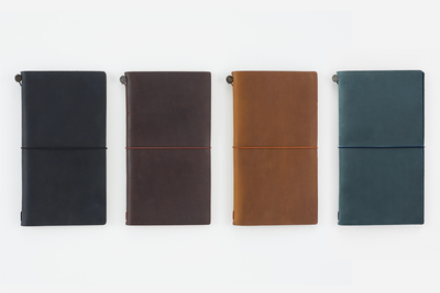 colours for travelers notebook