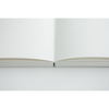 MD Paper Notebook A6 Cotton - Blank Pages