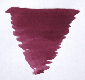 Diamine Merlot fountain pen ink