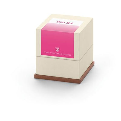 Graf von Faber-Castell Electric Pink - Box of 20 - International Standard Ink Cartridges