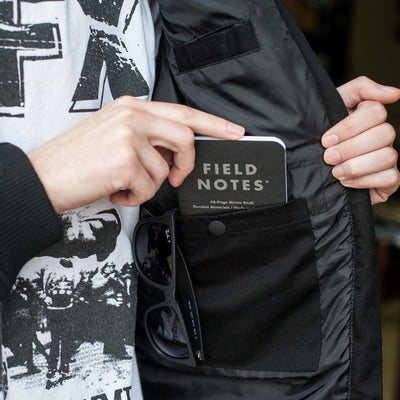 Field Notes -  Pack of 3 - Dot Graph or Lined