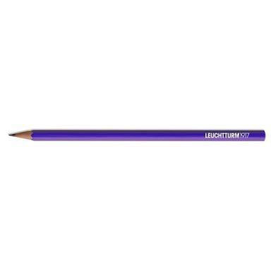 purple graphite pencil