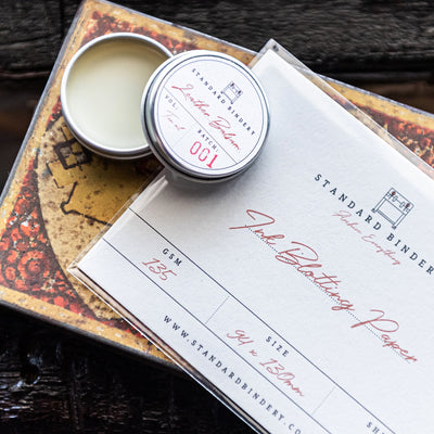 Leather Balsam - 10ml Tin