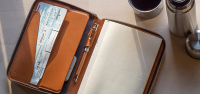 Bellroy Work Folio A4 Caramel