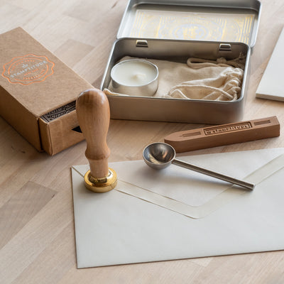 wax seal melting kit