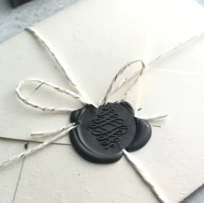 flourish wax seal