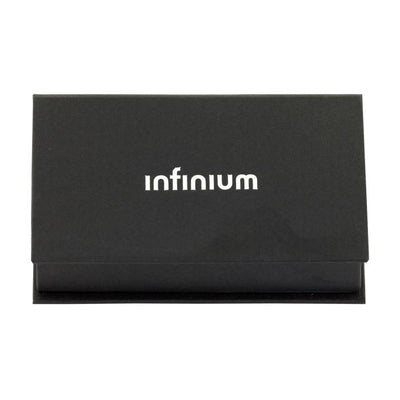 Infinium Space Pen - Black Titanium Nitride & Chrome