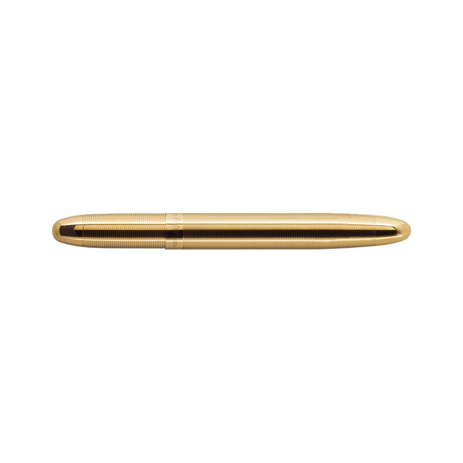 Bullet Space Pen - Lacquered Brass