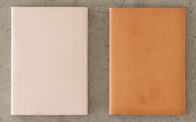 midori MD Leather Notebook Cover - A5