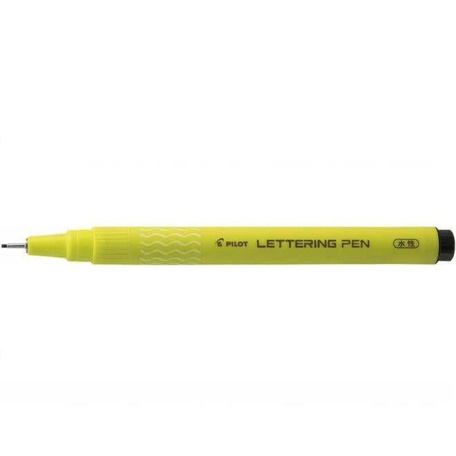 Lettering Pen - Black - 1.0mm