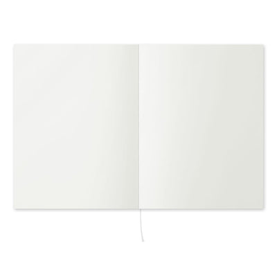 Midori MD Paper Notebook A4 Cotton - Blank Pages