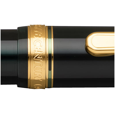 3776 Century Fountain Pen - Laurel Green