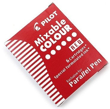Parallel Mixable Colour Cartridges - Red