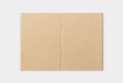 Travelers Notebook 009 Refill Kraft Paper - Passport