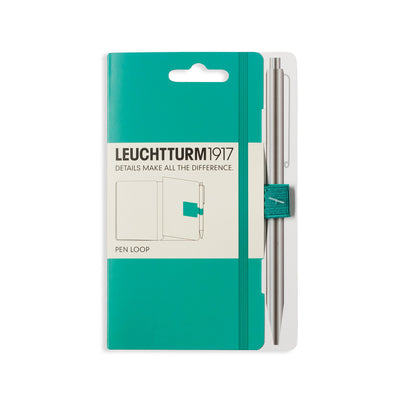 Leuchtturm Pen Loop - Emerald