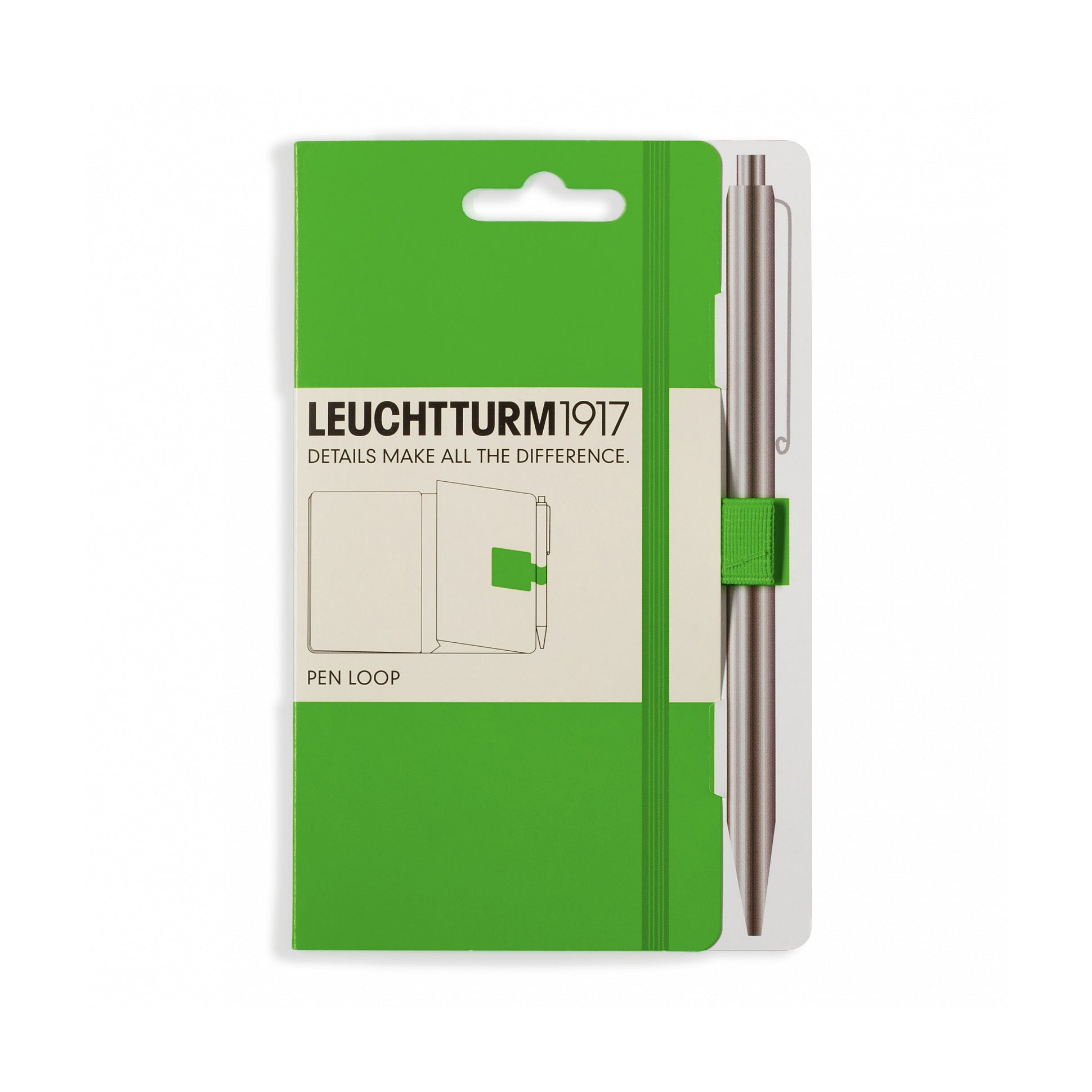 Leuchtturm Pen Loop Fresh Green