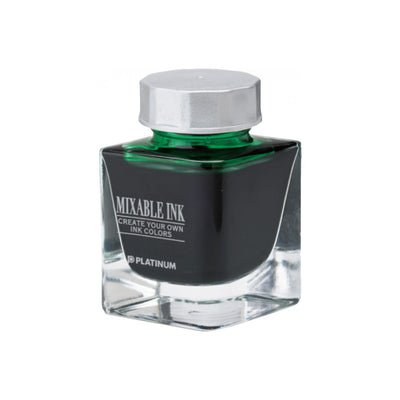 Platinum Mixable Leaf Green Ink 20ml