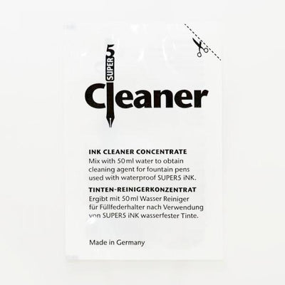 Super 5 Ink Cleaner Concentrate