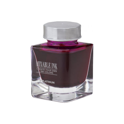 Platinum Mixable Silky Purple Ink 20ml